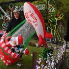For the past six years, Halfway Bush residents Lloyd and Irene Cron have been decorating the...