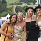 Racegoers enjoy Melbourne Cup Day at Wingatui. Photos: Peter McIntosh