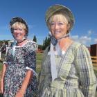 Jill Williamson and Rin Tipa, both of Christchurch.