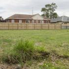 The site of future Kainga Ora housing in Mosgiel, in Church St and Forfar St.PHOTOS: GERARD O...