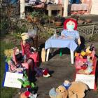 The toys of Mosgiel woman Jo Douglas have re-emerged during lockdown and have so far (1) attended...