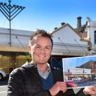 Developer Justin Stott plans to replace the old Wolfenden and Russell shop and connected...