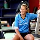 Southern Steel captain Wendy Frew will play her 100th ANZ Championship game for the franchise on...