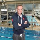 Former Dunedin diver Simon Latimer. Photo: Gregor Richardson