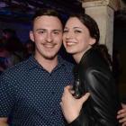 Tyler McDonald and Alessandra Rinaldi, both of Dunedin. PHOTOS: LINDA ROBERTSON