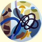 """""""Twist V"""", by Annie Smits Sandano"""