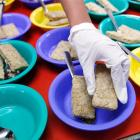 Some schools in New Zealand are providing breakfasts and lunches to pupils who arrive hungry....
