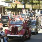 Down memory lane . . . The Otago Settlers Museum celebrated its centennial with a parade from the...
