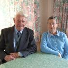 Gordon and Myrtle McKean, who have just sold their Palmerston Funeral Services business. Photo by...