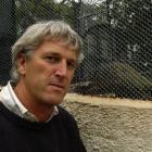 Dunedin Botanic Garden team leader Alan Matchett says keas and kakas in the garden aviary are at...