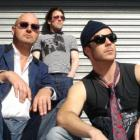 The Morrisons... Russell Pickering, Greg Cooper and Paul Barrett will be performing 'Huntly, High...