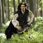 Ben Barnes as Prince Caspian.