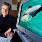 Dunedin Hector's dolphin expert, Dr Liz Slooten. Photo by Gerard O'Brien.