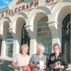 Anne Wright (left), of St Bathans, and Mary Blyth, of Alexandra, who combined their creative...