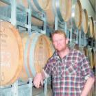 Next crop of top wines: Hinton Estate Vineyard winemaker Howie Hinton was delighted to hear...