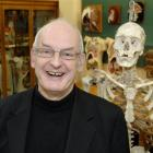 Prof David Green, head of the University of Otago anatomy and structural biology department,...