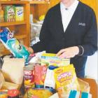 Tough times: The Salvation Army's director of community and family services in Timaru, Edwina...
