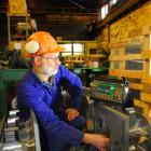 Newlcast technical consultant Alan Hodgson, who has worked at the Thomas Burns St foundry for 36...