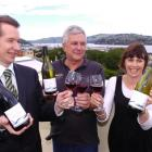 Celebrating the launch of a special range of Royal Albatross wines by Gibbston Valley Wines is ...