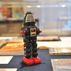 ''Aliens, Androids & Unicorns: the Hal Salive Science Fiction and Fantasy Collection'' is on at...