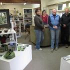 Artisans  co-operative  members (from left) Sara Johnston, Susan Manson, Linda Wheeler and Donald...