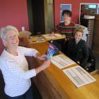 Cardrona Alpine Resort payroll and accounts officer Kay Curtis (66) is leaving the job she has...