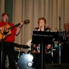 Denis and Cathie McWilliam open the Lions Club  of Invercargill Central charity concert in...