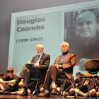 """Inducted into King's High School """"Wall of Fame""""  this week were Hugh Templeton (seated, left),..."""