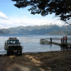 Lake Hauroko is where the journey starts and ends.