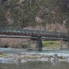 The Beaumont Bridge across the Clutha River. Photo by Craig Baxter.