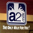 A2 milk is enjoying strong growth in Australia. Photo by Peter McIntosh.