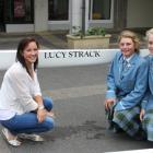 A new boat, Lucy Strack, was recently christened at St Hilda's Collegiate School. New Zealand...