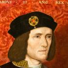 A painting of King Richard III by an unknown artist from the 16th Century. REUTERS/Neil Hall/Files