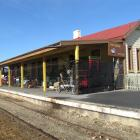 A restoration and makeover is on the cards for the historic Clyde Railway Station. Photo by Sarah...
