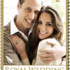 A stamp from NZ Post's Royal Wedding Presentation pack. Photo: NZPA/NZ Post