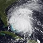 A view of Hurricane Irene captured by the GOES-East satellite. Photo: REUTERS/NOAA/National...