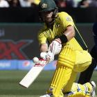 Aaron Finch. Photo by Reuters