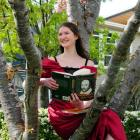 Aislinn Furlong prepares for her trip to the Globe Theatre in London, where she will perform in a...
