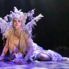 Alethea Chittenden stars as Grizabella in the Dunedin Operatic staging of Cats. Photo by Linda...