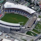 AMI Stadium in Christchurch, which is one of the major venues for the Rugby World Cup later this...