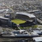 AMI Stadium. Photo NZPA