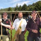 Among the 60 competitors taking part in the South Island Bowhunters Championships at the Lake...