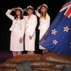 Among those performing in the Anzac Day concert in Queenstown tomorrow night are (clockwise from...