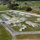 An aerial view of the Otago Corrections Facility at Milburn. Photo by Stephen Jaquiery.