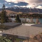 An artist's impression of the proposed Queenstown convention centre.  Photo by QLDC.
