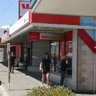 An ATM is all that will remain at the Milton Westpac branch after it closes on Friday. Photo by...