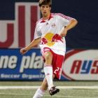 Andrew Boyens plays for the Red Bulls in New York. Photo from Getty Images.
