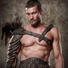 Andy Whitfield is shown in this publicity shot for Spartacus. Photo Reuters