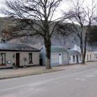 Any proposal to sell (from left) Granny Jones, Adams and Romans cottages in Arrowtown, even with...
