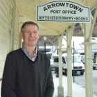 Arrowtown ward councillor Lex Perkins has been re-elected for another term. Photo by Christina...
